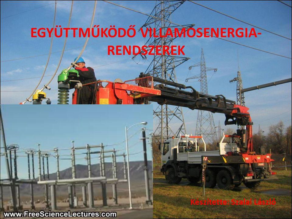 Villamos állomások A villamos állomás azoknak a berendezéseknek az összessége, amelyek a villamos energiát transzformálják, egyen irányítják, elosztják és a villamos hálózat vezetékeit összekötik, kapcsolják és védik.