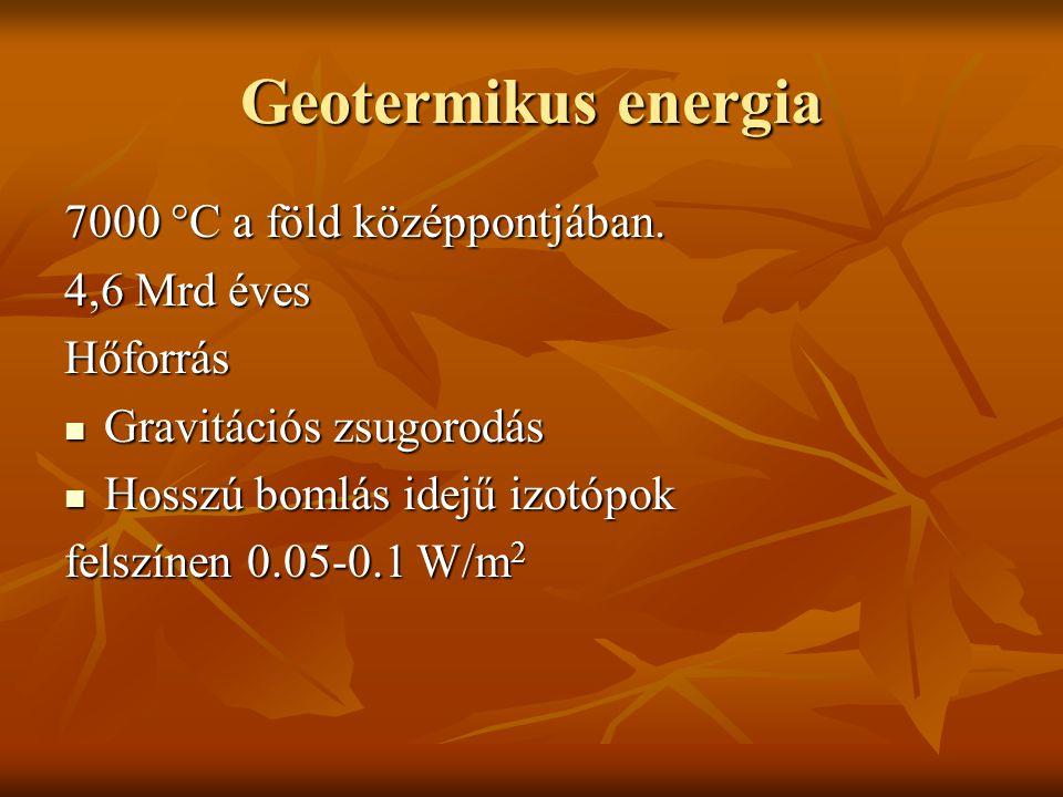 Magyarország geotermikus adottságai földkéreg, vékony (15-25 km)  jók az adottságok.