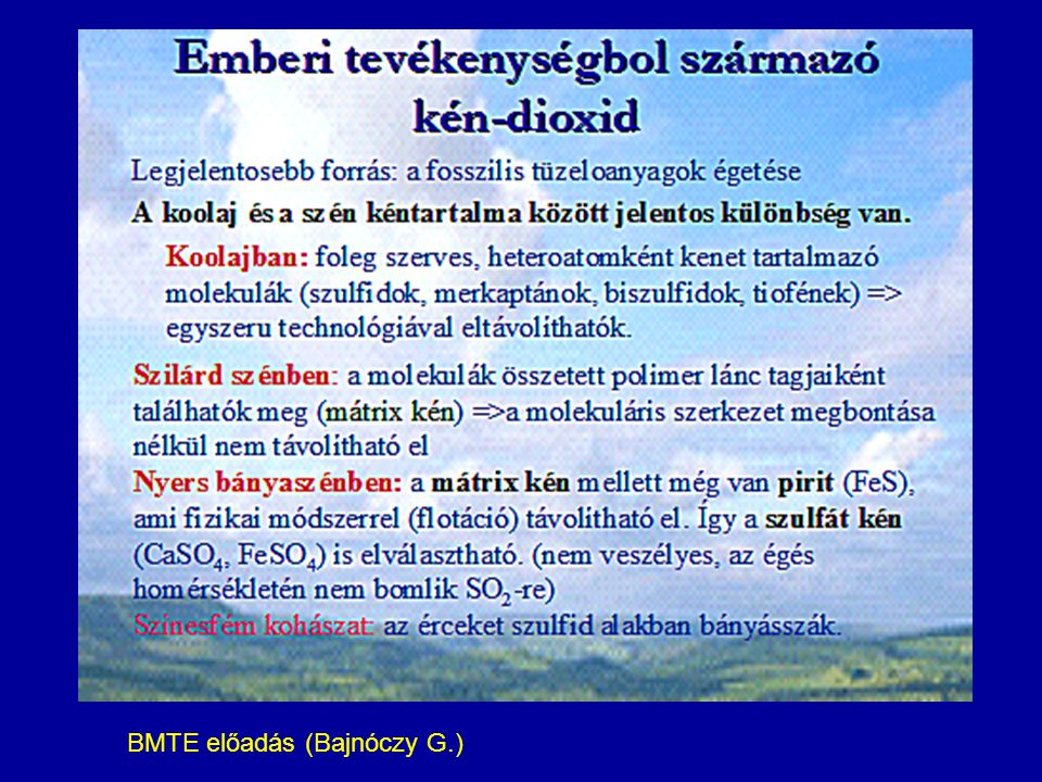 BMTE előadás (Bajnóczy G.)