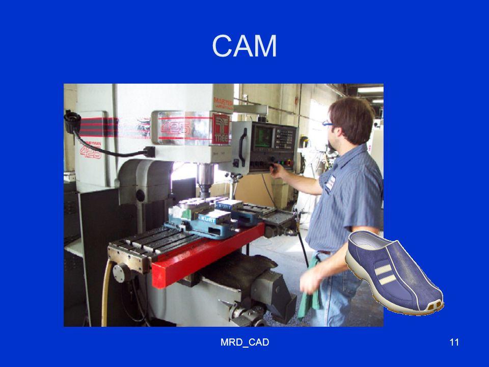 MRD_CAD11 CAM