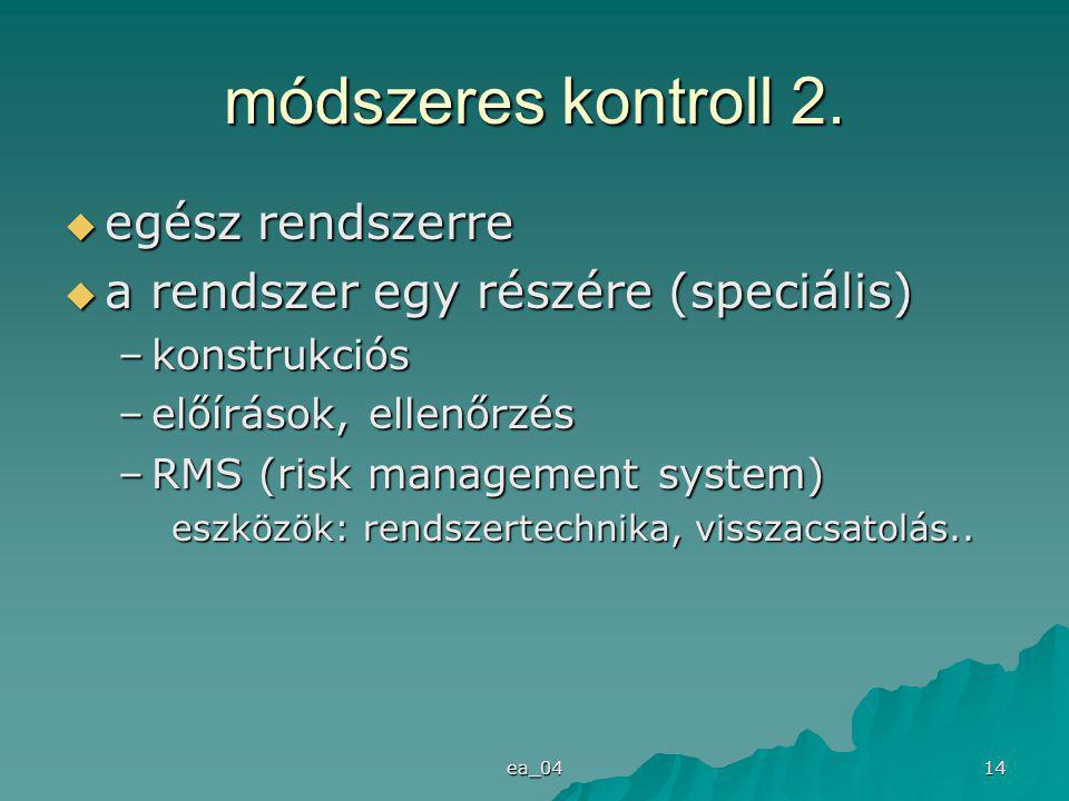 ea_04 14 módszeres kontroll 2.