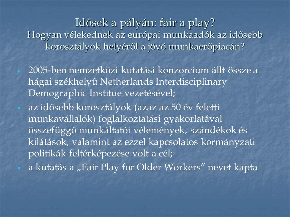 Idősek a pályán: fair a play.