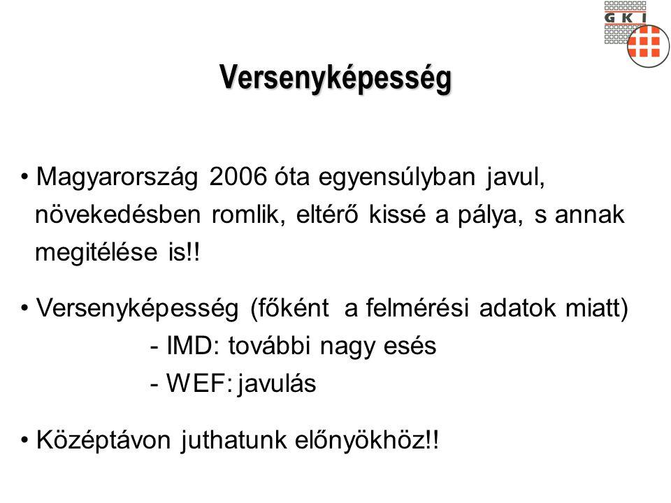 A nyelvtudás a vállalatok értékelése szerint 2009