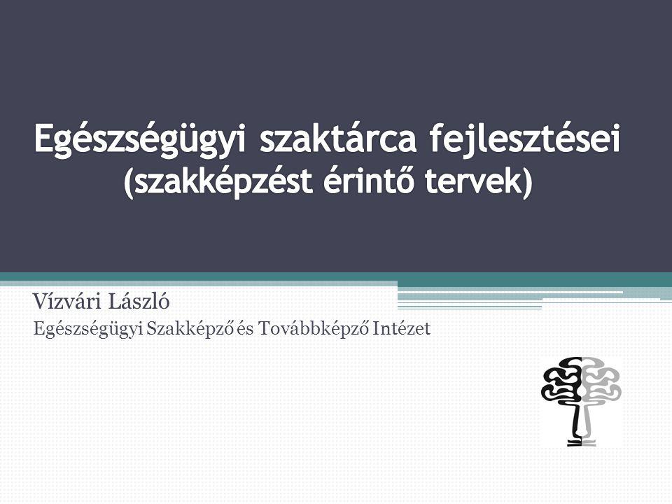 Vízvári László Egészségügyi Szakképző és Továbbképző Intézet