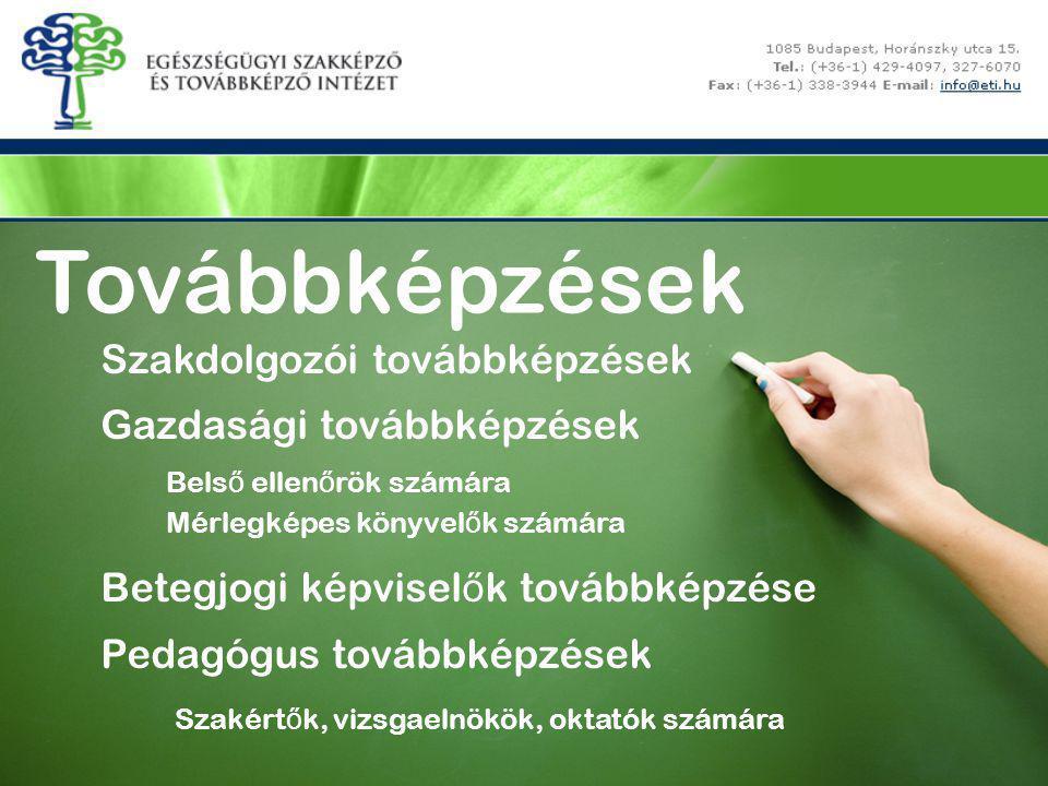 Licencek Betegszállítók képzések vizsgák képzések vizsgák