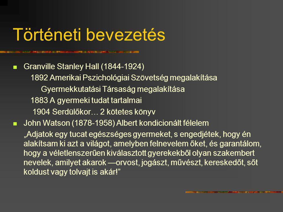 Történeti bevezetés Baruch (Benedictus)Spinoza (1632-1677) Minden ténykedésünket, legyen az mentális vagy fizikai, korábbi okok határozzák meg. Jean-J