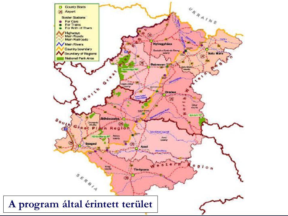 www.aquaprofit.com AQUAPROFIT Zrt. – Több mint tanácsadás A program által érintett terület