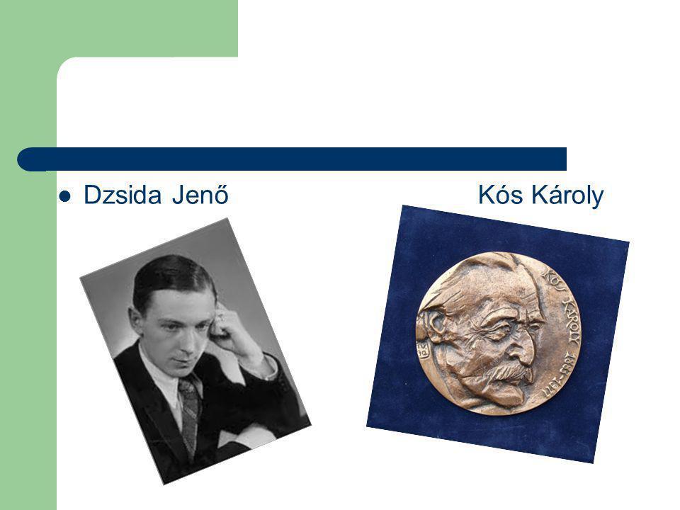 Dzsida Jenő Kós Károly
