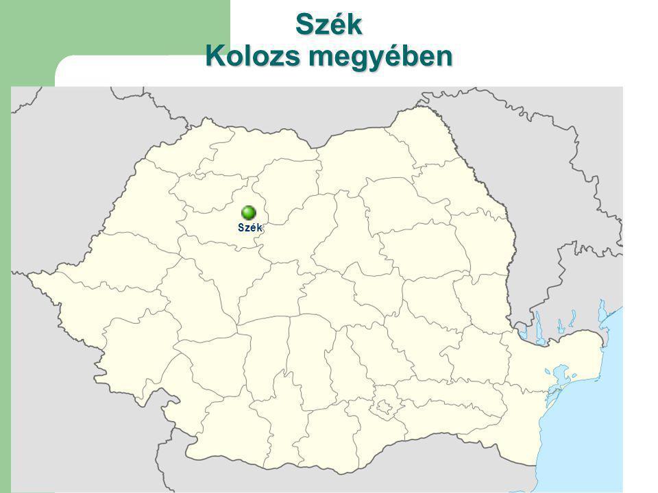 Szék Kolozs megyében Szék