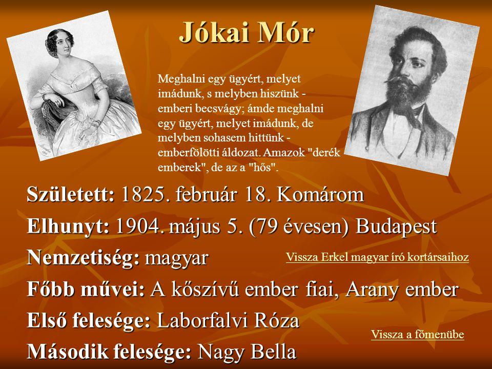 Arany János Született: Nagyszalonta, 1817.március 2.