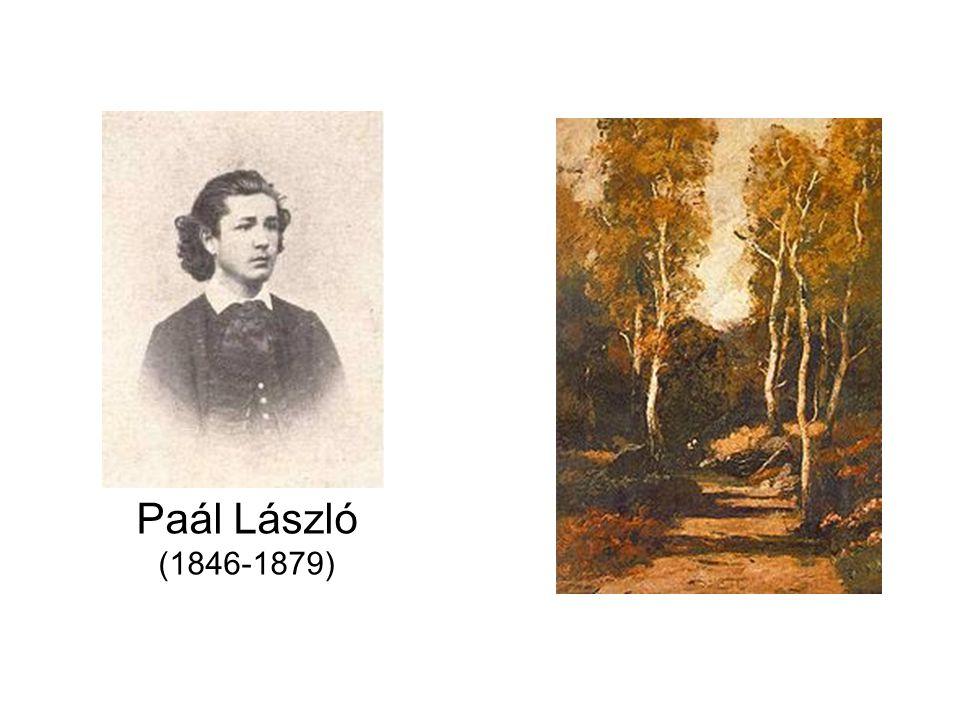 Paál László (1846-1879)