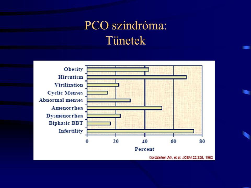 A PCO szindróma mint a metabolikus szindróma korai megjelenési formája