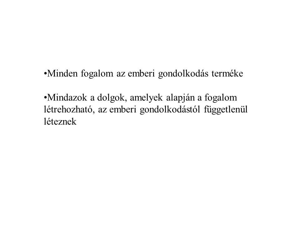 Definíciók 1.