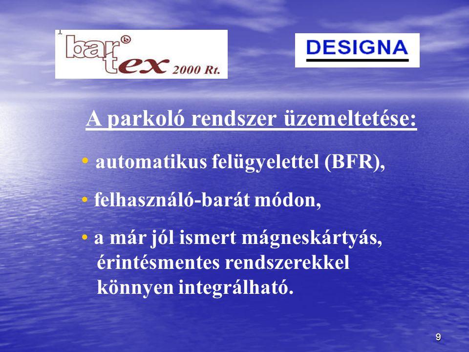 10 Bartex 2000 Rt.Alapítás éve: 1990 Alkalmazottak száma: 41 fő – főleg mérnökök Székhelye: 1022.