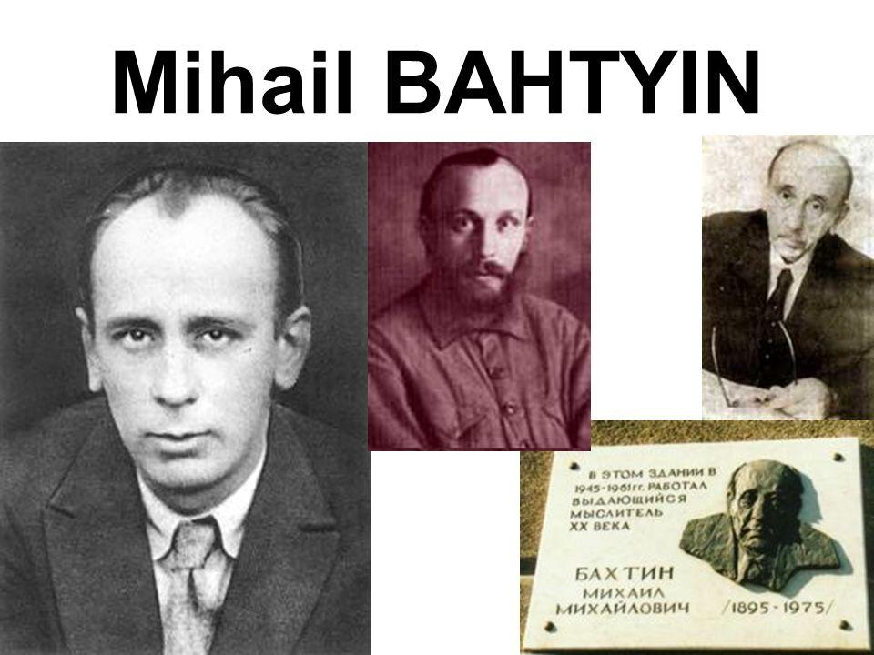 Mihail BAHTYIN