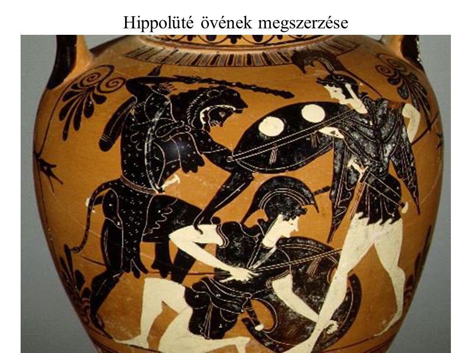 Hippolüté övének megszerzése