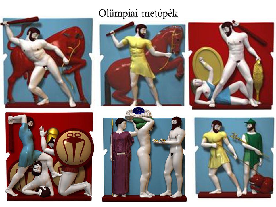 Olümpiai metópék