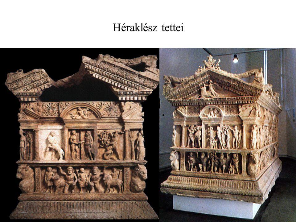 Héraklész tettei