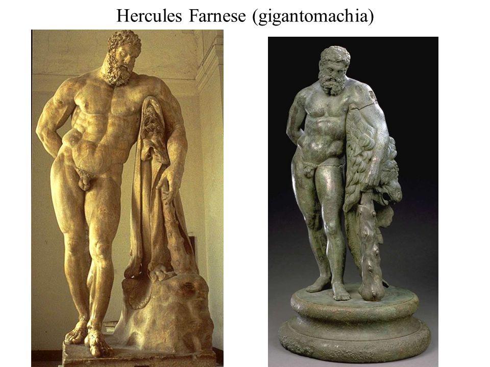 Hercules Farnese (gigantomachia)