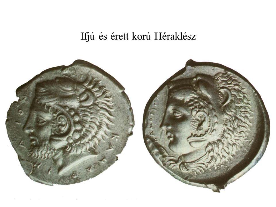 Ifjú és érett korú Héraklész