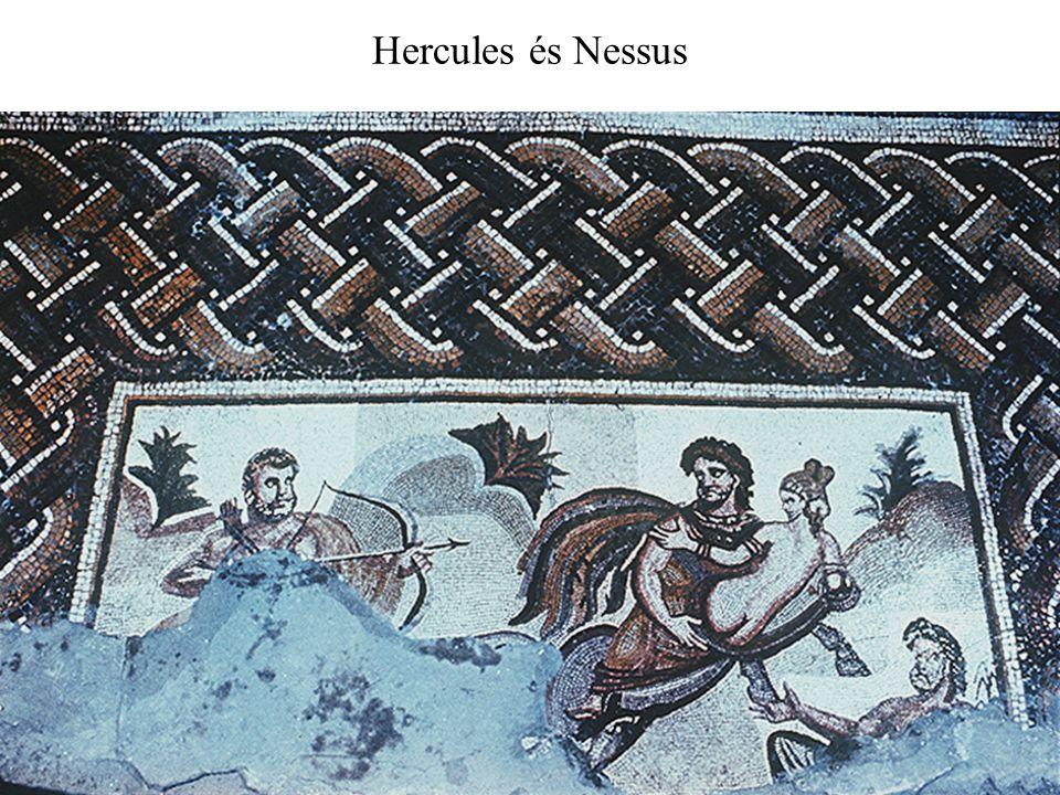 Hercules és Nessus
