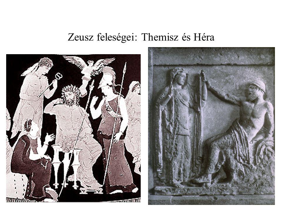 Zeusz szerelmei: Európé és Léda