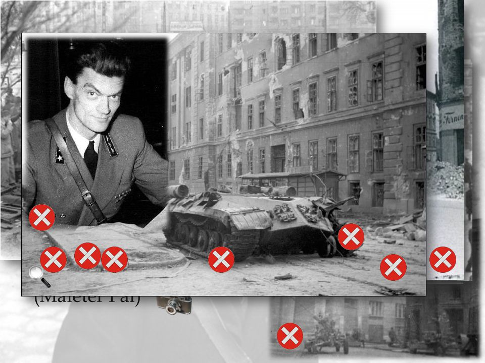 A legfontosabb fegyveres ellenállási pontok ellenállási pontok  Corvin köz  Práter  Tompa utca  Tűzoltó utca  Móricz Zsigmond körtér  Baross tér  Széna tér Kilián laktanya kiemelkedő szerepe.