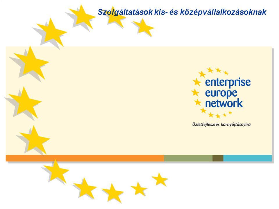 Introduction to the BBS   2009   ‹#› Az Enterprise Europe Network technológia transzfert elősegítő szolgáltatásai