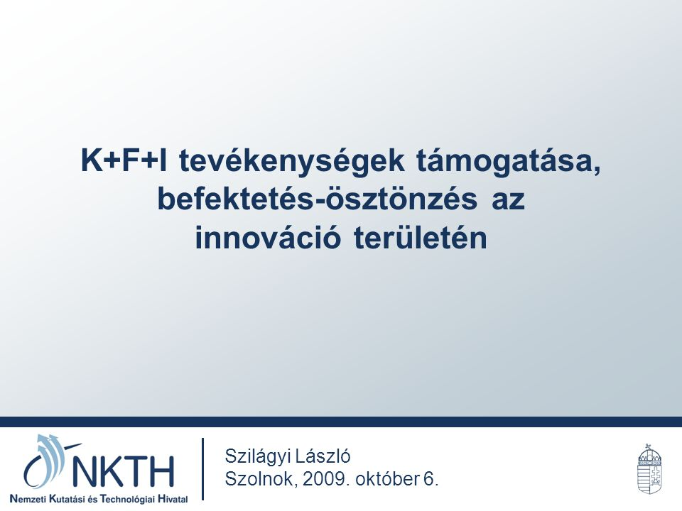 www.nkth.gov.hu | 2.