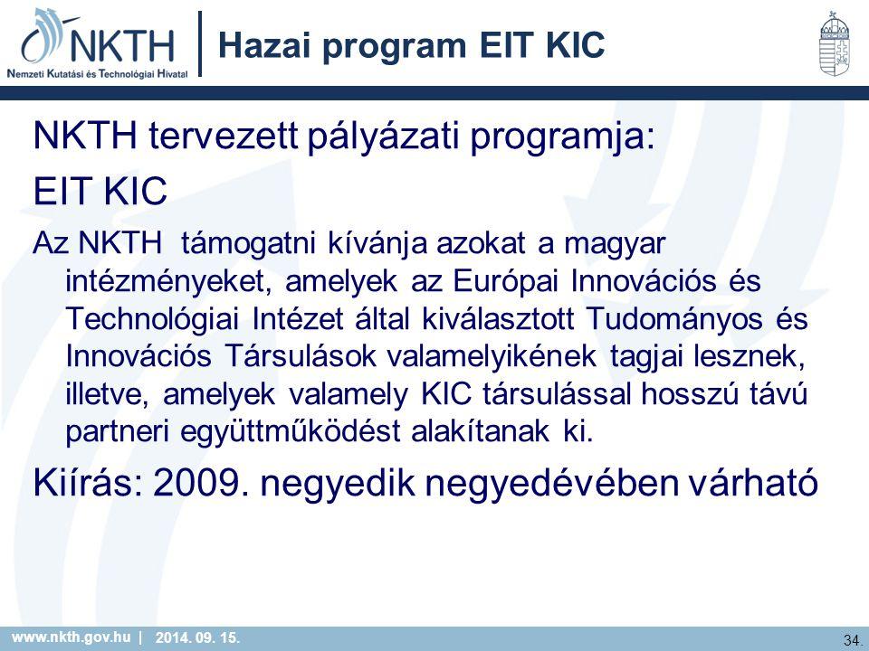 www.nkth.gov.hu | 34. 2014. 09. 15.