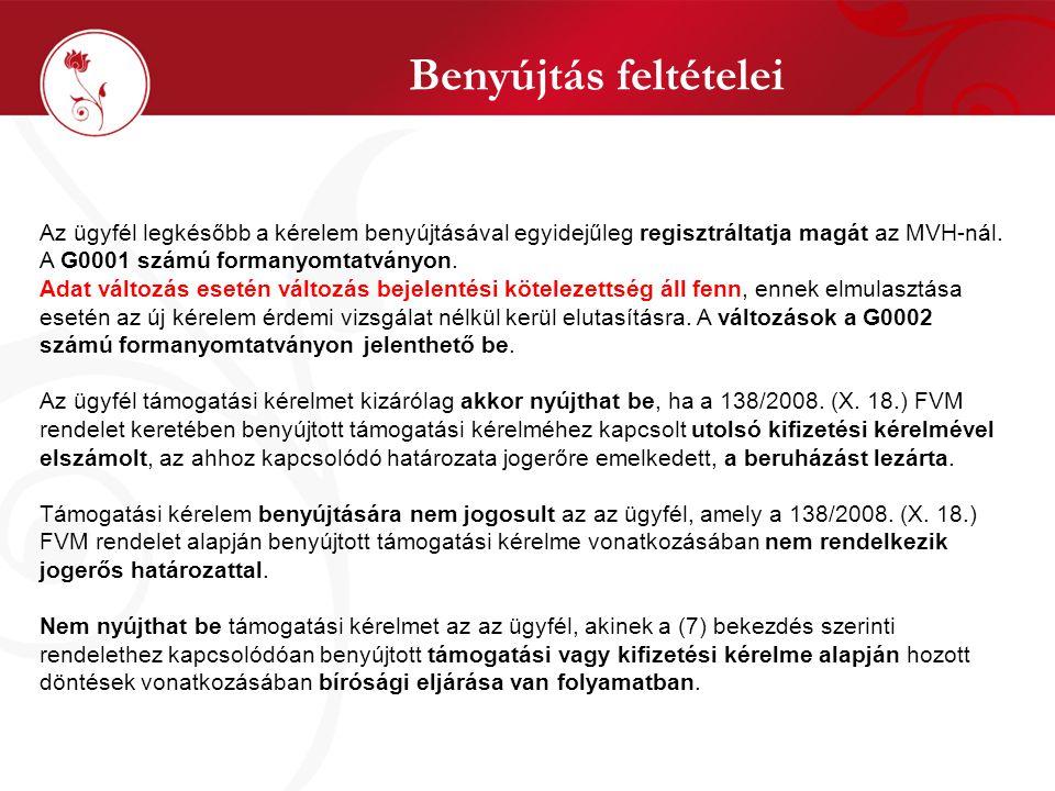 Csatolandó dokumentumok I.103/2012.