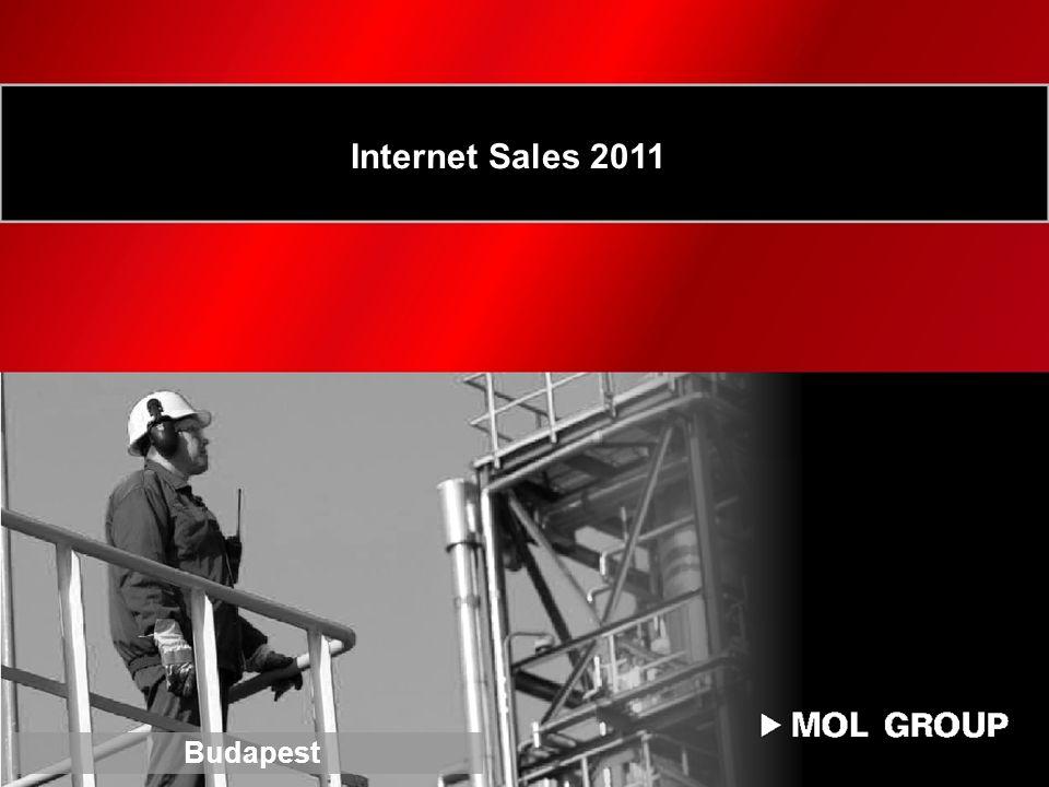 Internet Sales 2011 Budapest