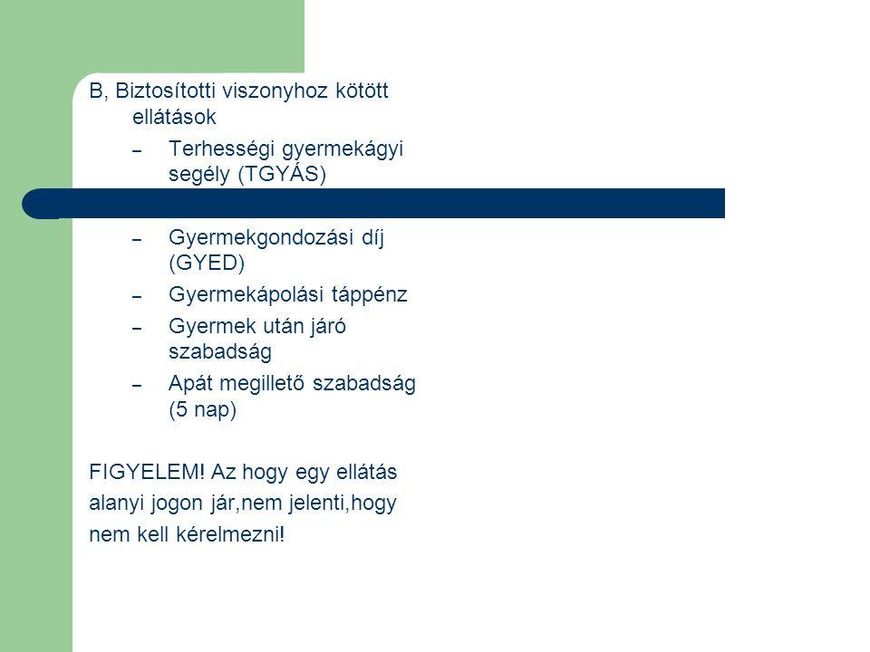 Ki igényelheti a családi pótlékot Magyarországon.