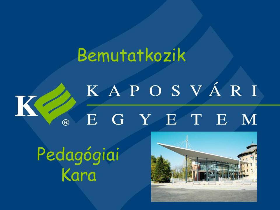 Bemutatkozik Pedagógiai Kara