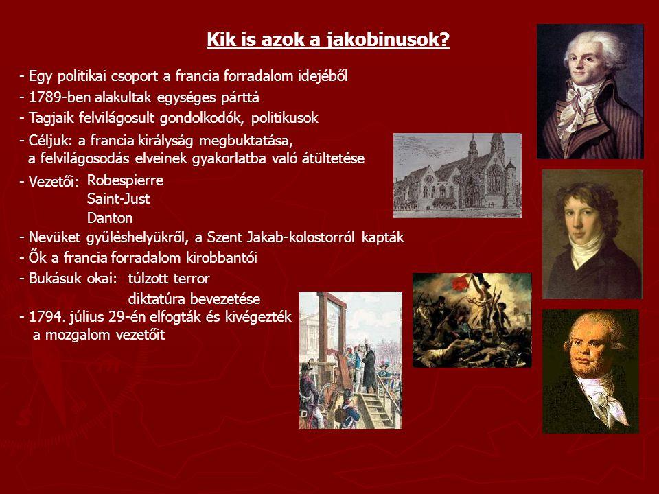 Jakobinus összeesküvés Magyarországon