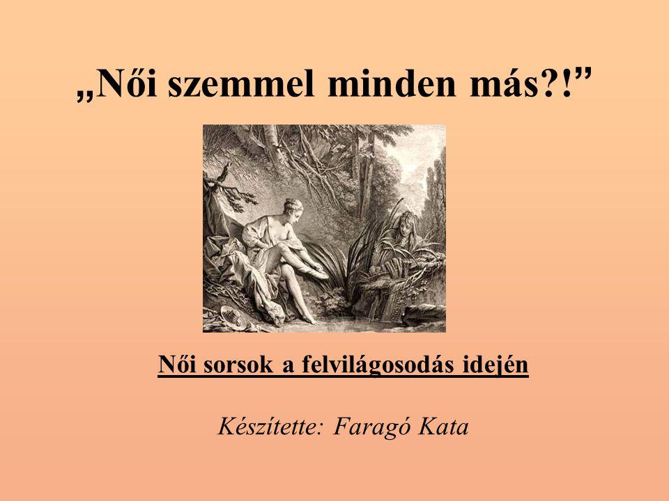 Felvilágosodás kora - 17-18. század - Bécs - Tolerancia, szabadság - Haladás, fejlődés