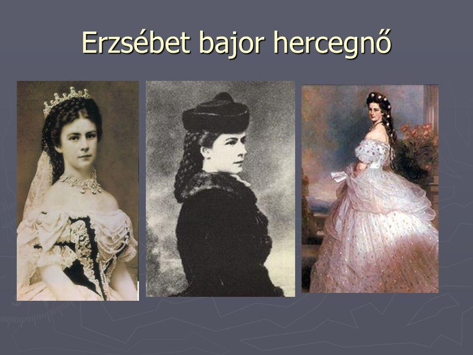 Erzsébet bajor hercegnő