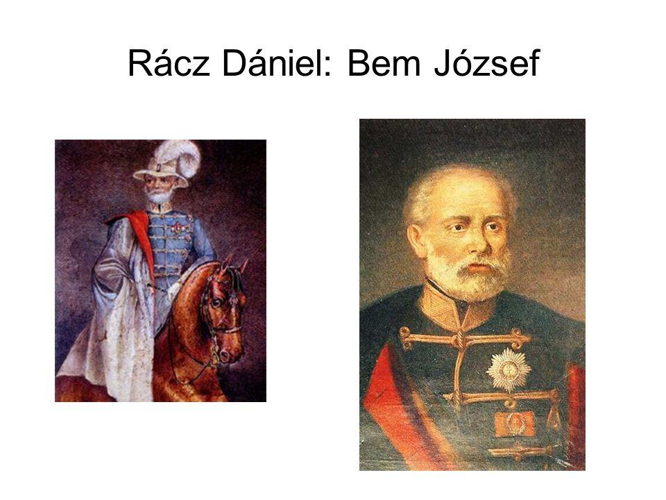Rácz Dániel: Bem József