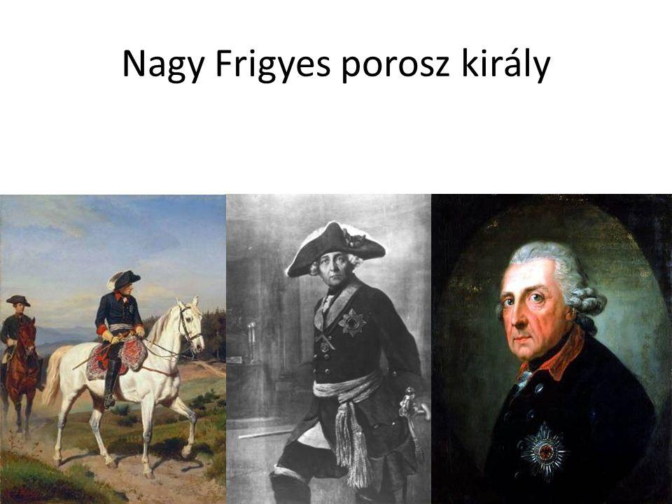 Nagy Frigyes porosz király