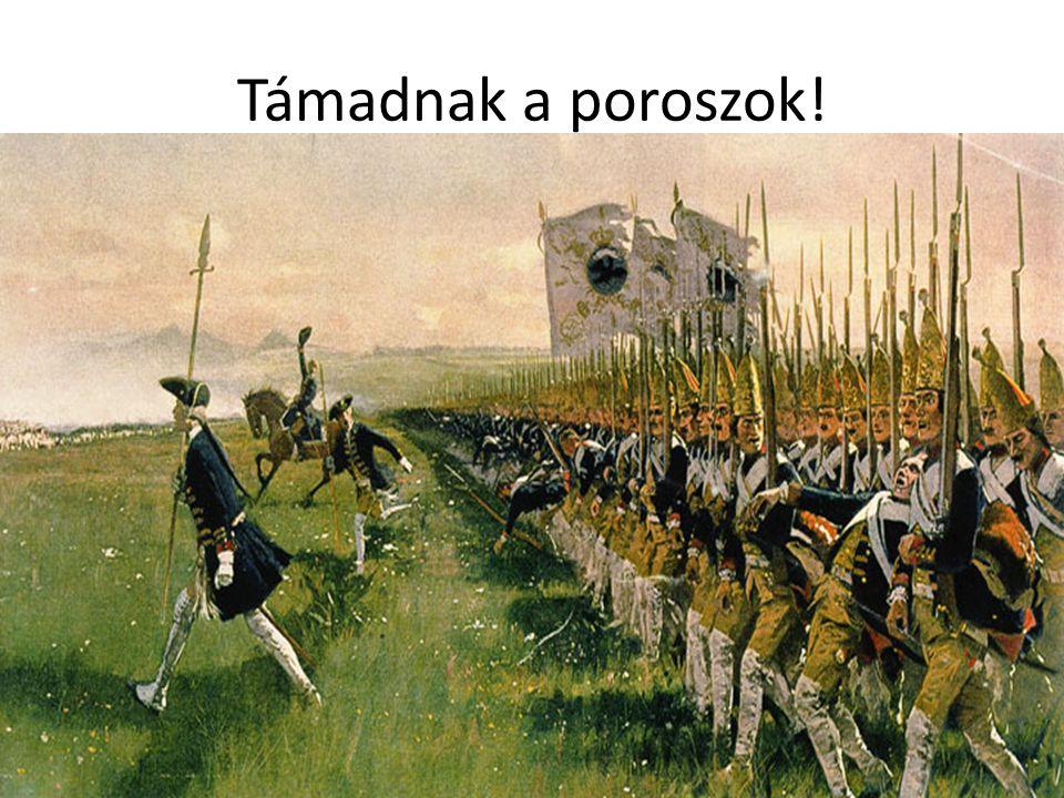 Támadnak a poroszok!