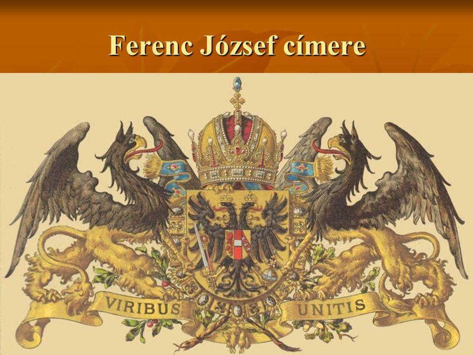 Ferenc József címere