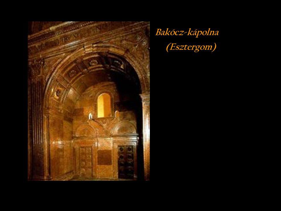 Bakócz-kápolna (Esztergom)
