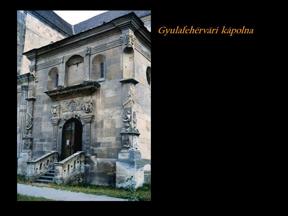Gyulafehérvári kápolna