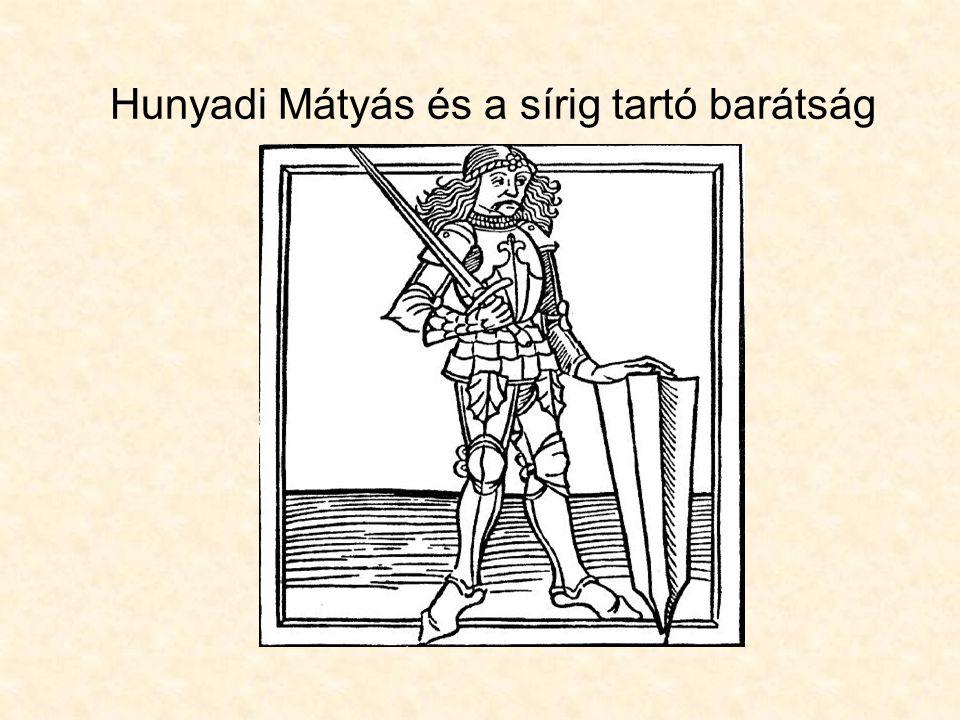 -Vitéz sok kincset hozott magával -sokan az ő szárnyai alatt nőttek fel -könyvtár létrehozása Corvina Janus Pannonius
