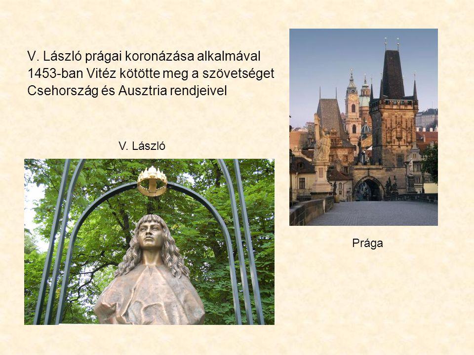 -Vtéz János 1472-ben halt meg -síremléke az Esztergomi Bazilika altemplomában található