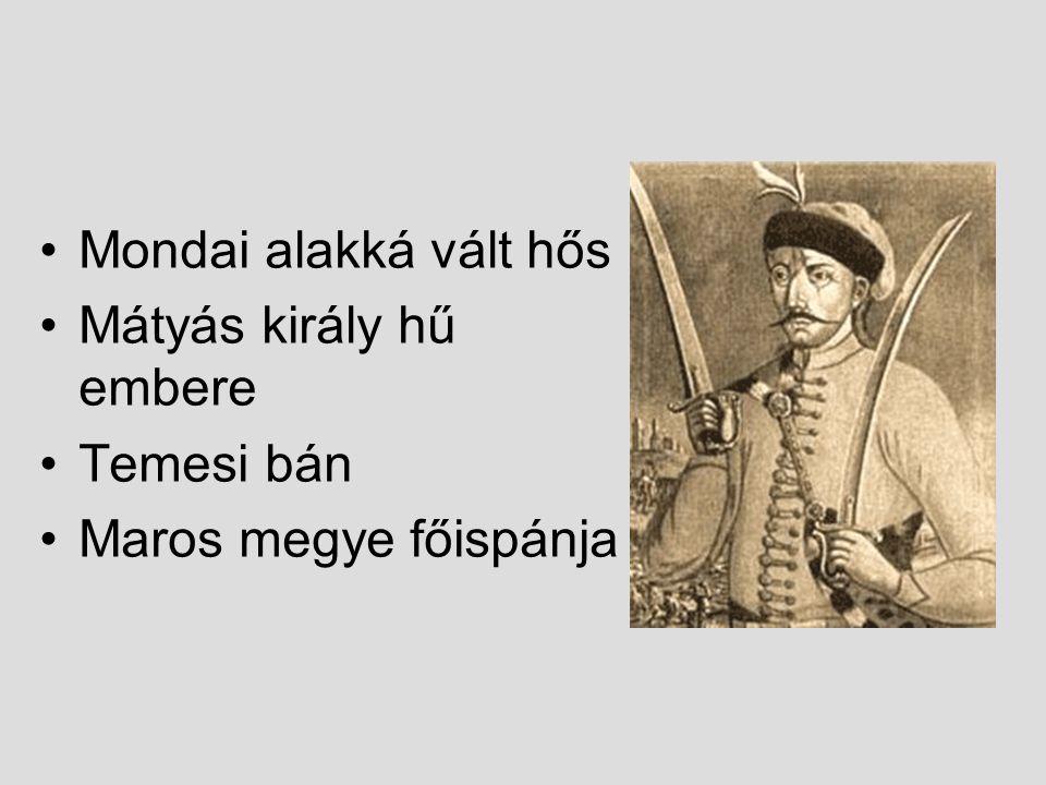 1492: megsemmisítette a fekete sereget 1494: megmentette Nándor- fehérvárat az árulástól, az áruló katonákat kivégeztette 1494.