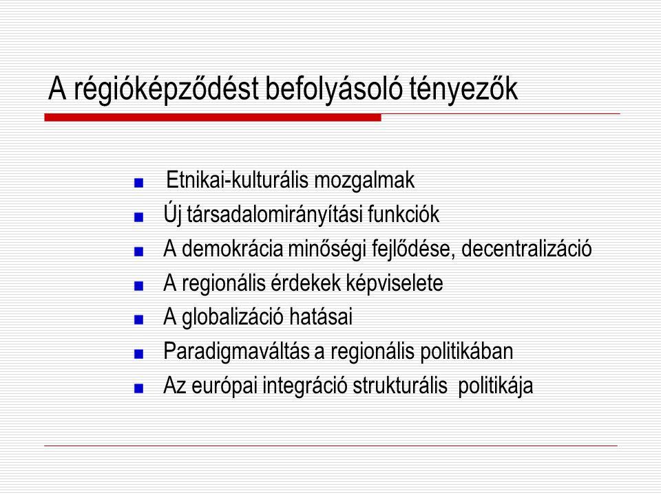 Pécs – a magyar regionalizmus bölcsője horvath@rkk.hu
