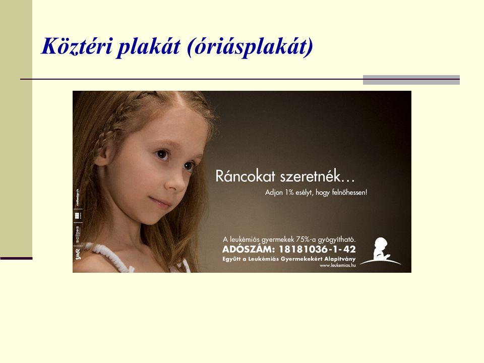 Köztéri plakát (óriásplakát)