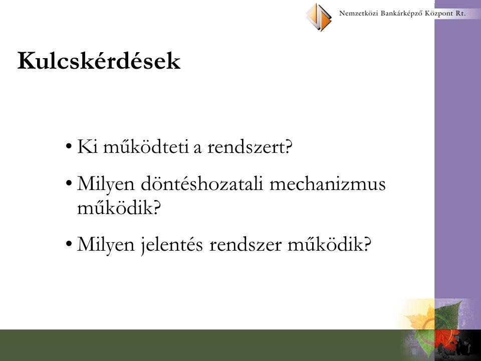 Tájékoztatás és nyilvánosság II.