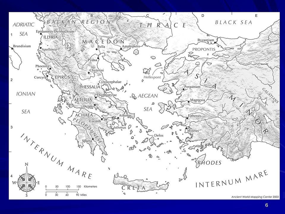 7 A görög politikai tapasztalat és gondolkodás /I.